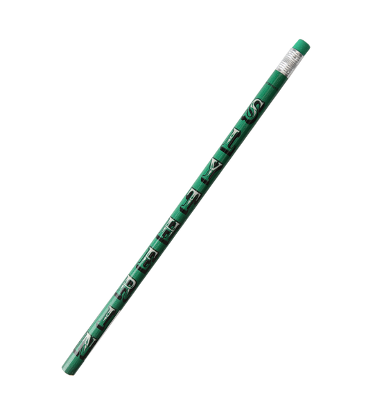 Slytherin Pencil - Green