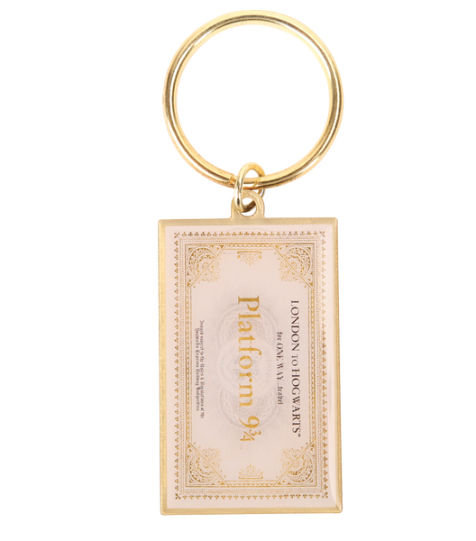 Hogwarts Express Ticket Keyring