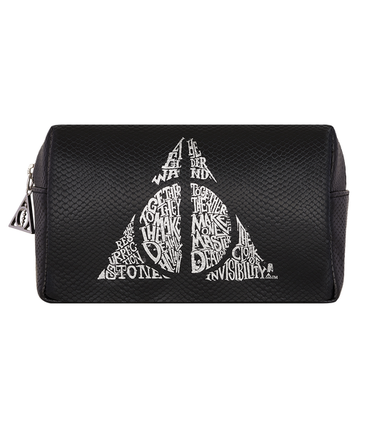 Deathly Hallows Cosmetic Bag