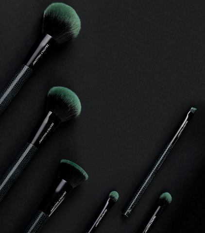 Deathly Hallows Makeup Brush Set
