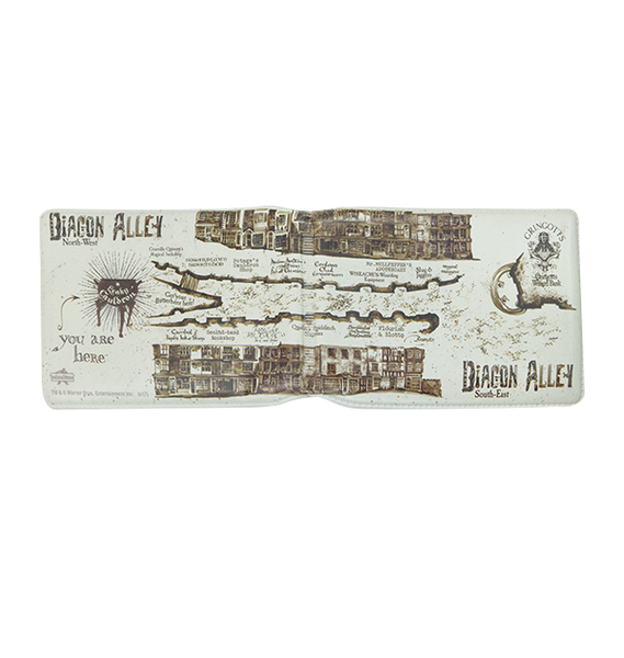 Diagon Alley Travel Card Holder