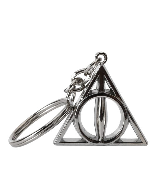 Deathly Hallows Keyring