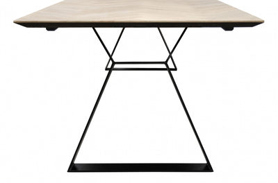 Herringbone Dining Table(千駄ヶ谷店)_herdin200