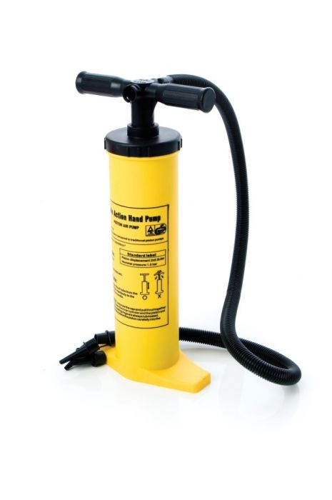 Dual Action Pump by  The Iron Den