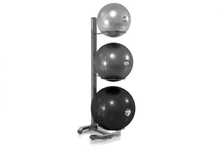 3 Ball Rack, Exercise & Fitness by The Iron Den