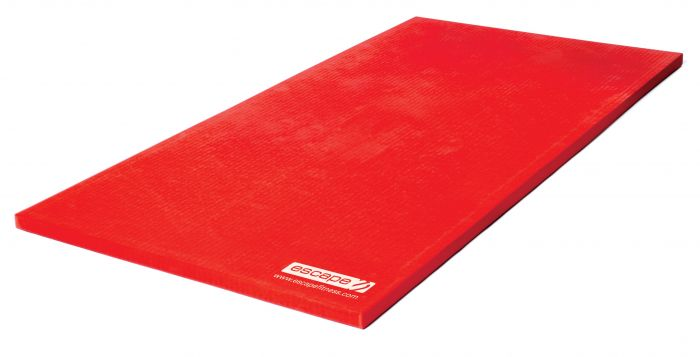 Combat Mat - Red, Sporting Goods by The Iron Den