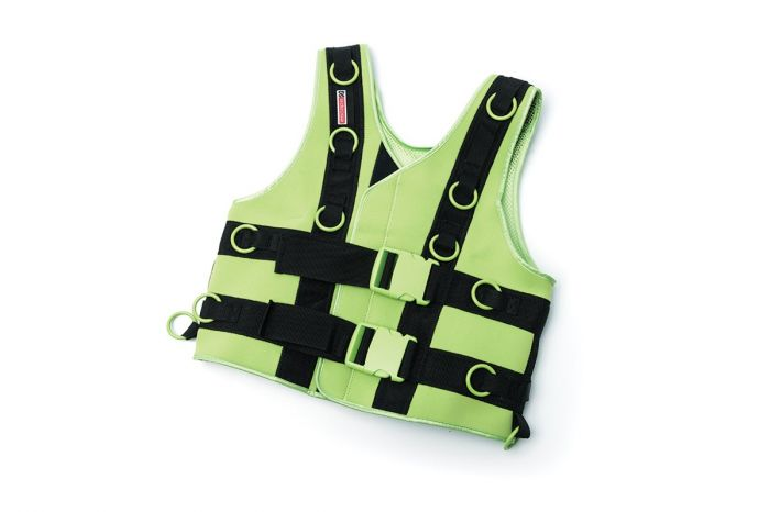 Attachment Vest, Exercise & Fitness by The Iron Den