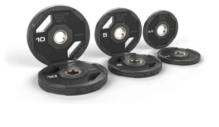 Nucleus Urethane Grip Disc, Exercise & Fitness by The Iron Den