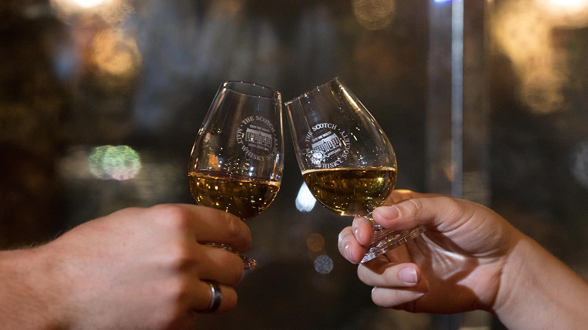 Cheers to the SMWS