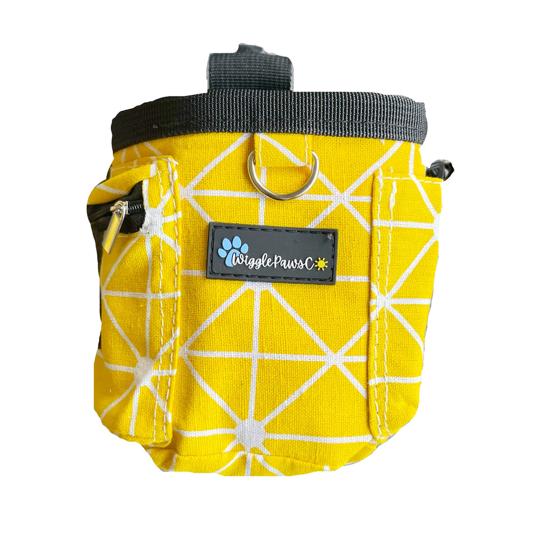 Kiki Sunshine - Everyday Treat Pouch w/Clip Only