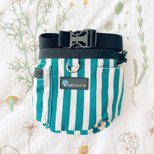 Load image into Gallery viewer, Nala Blue Stripes - Everyday Treat Pouch