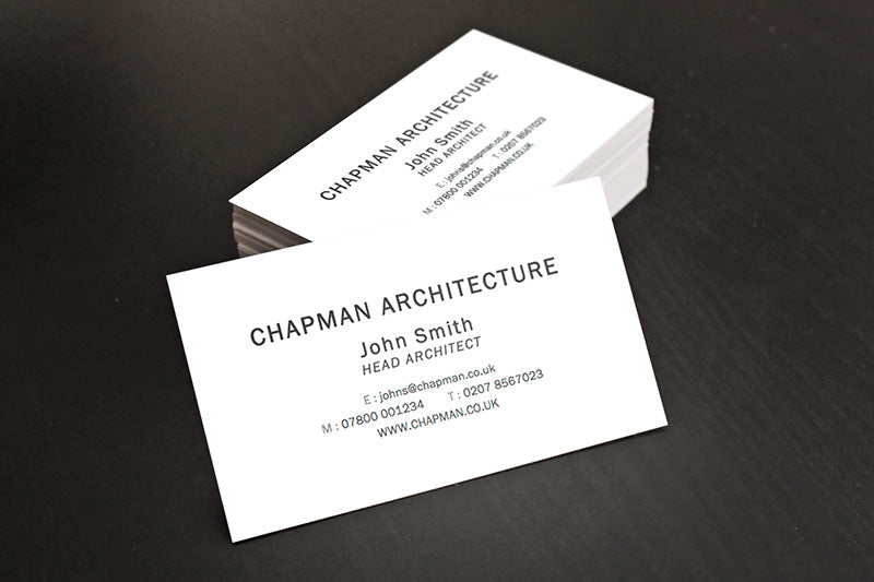 Free Design Templates - Business card design template