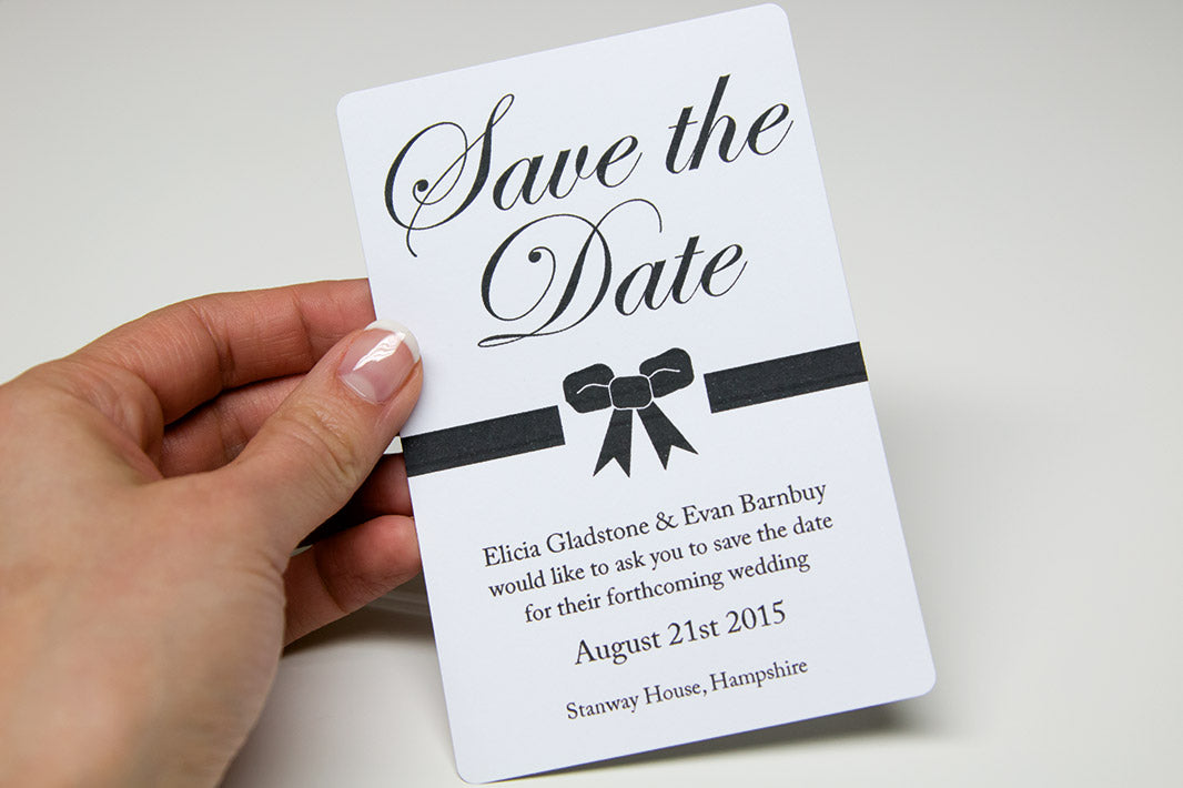 What To Include On A Wedding Invite- Wedding Invitation