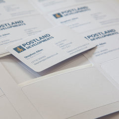 Print Your Own Business Cards (round corners)- Promaxx Printabls