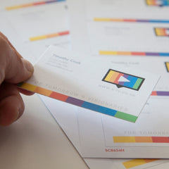 Print You Own Business Cards- Promaxx Printable Products