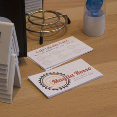 Print your own double sided Business cards- Promaxx Printable Products