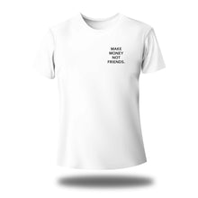 Load image into Gallery viewer, Make money not friends Long Tee