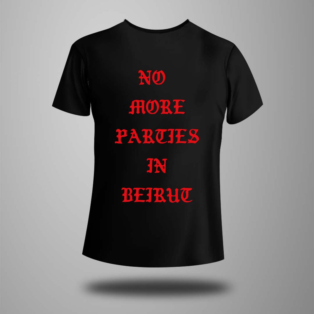 No more parties in Beirut