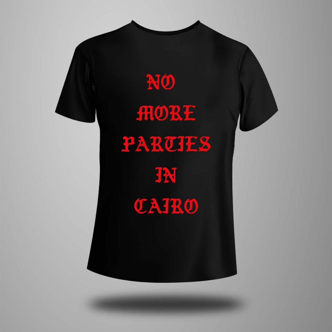 No more parties in Cairo