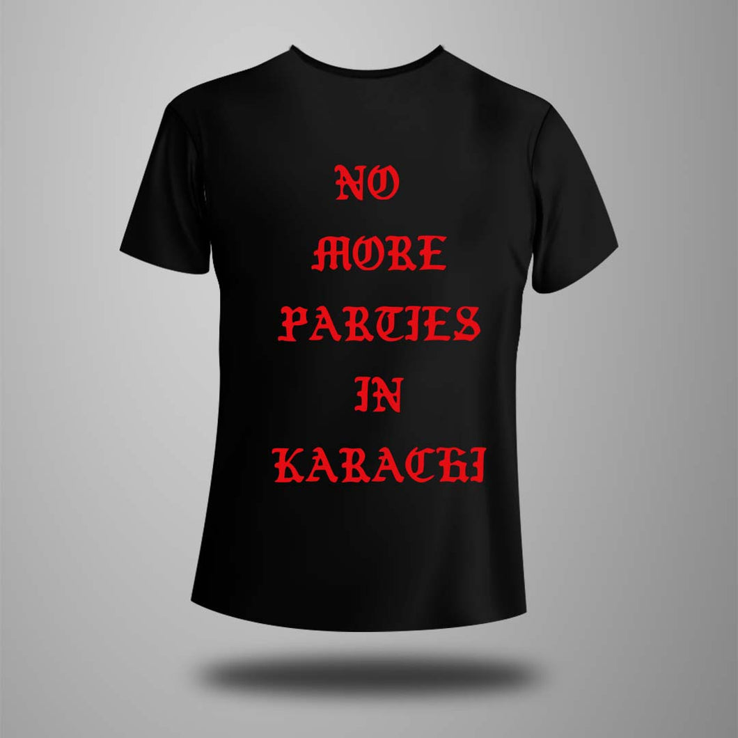 No more parties in Karachi