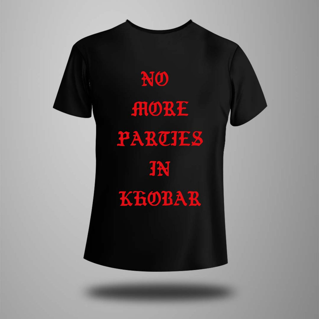 No more parties in Khobar
