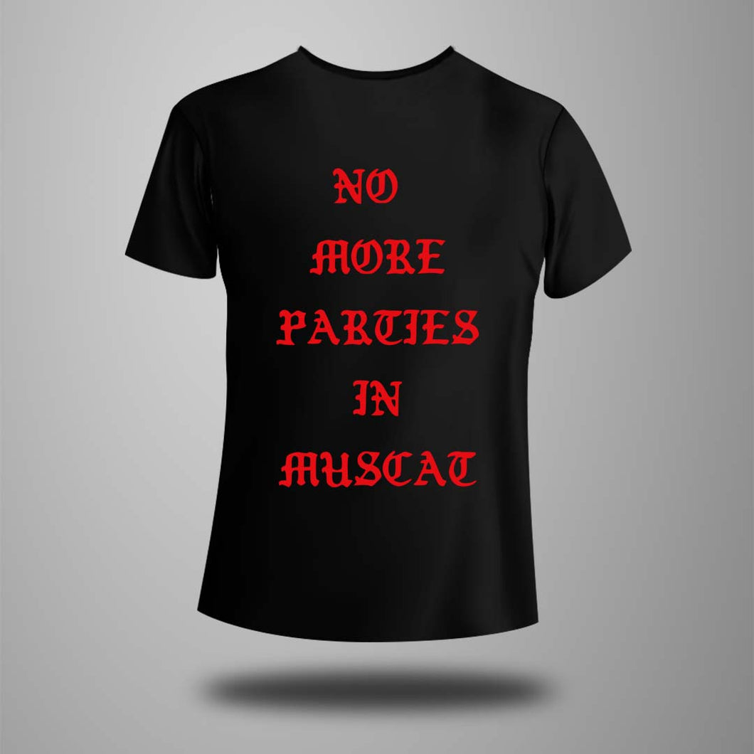 No more parties in Muscat