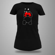Load image into Gallery viewer, Panda boxing Long Tee