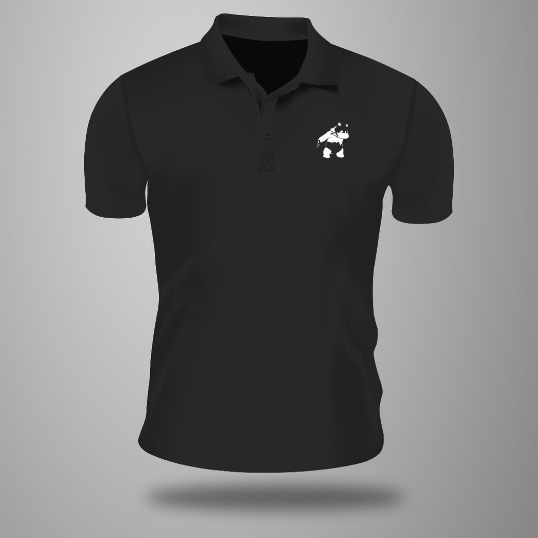 Panda face cover Polo