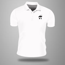 Load image into Gallery viewer, Panda face cover Polo