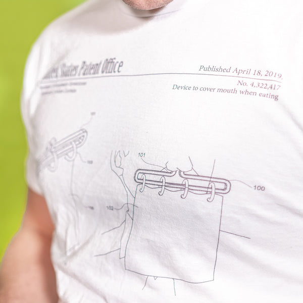 Cuisine Curtain T-Shirt - Unnecessary Inventions