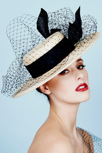 Thursday Millinery Course, face-to-face course in Melbourne with Louise Macdonald Milliner