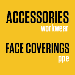 Accessories & Face Coverings