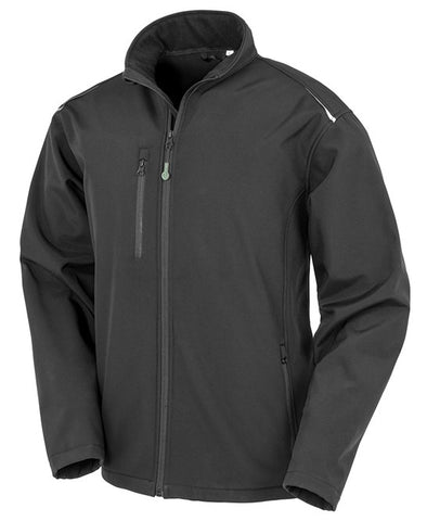 R900x Result Recycled 3-layer Printable Softshell Jacket