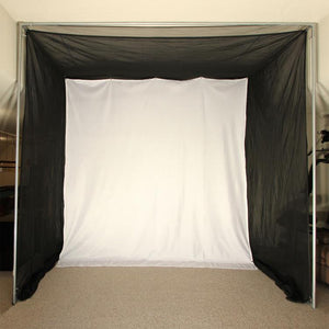 Cimarron 5x10x10 Tour Simulator Golf Net with Frame Kit