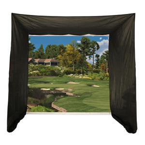 Cimarron 5x10x10 Tour Simulator Golf Net