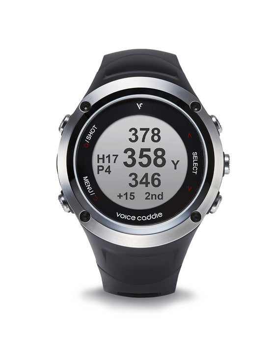G2 HYBRID GOLF GPS WATCH WITH SLOPE