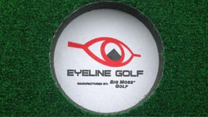 EYELINE GOLF SPECIAL EDITION PUTTING GREEN MAT 2' X 10' BY BIG MOSS