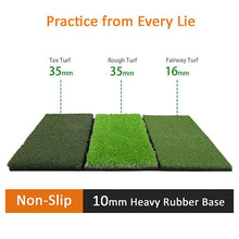 Load image into Gallery viewer, SPG-7 Golf Practice Net™ - Compact Edition with Tri-Turf BUNDLE