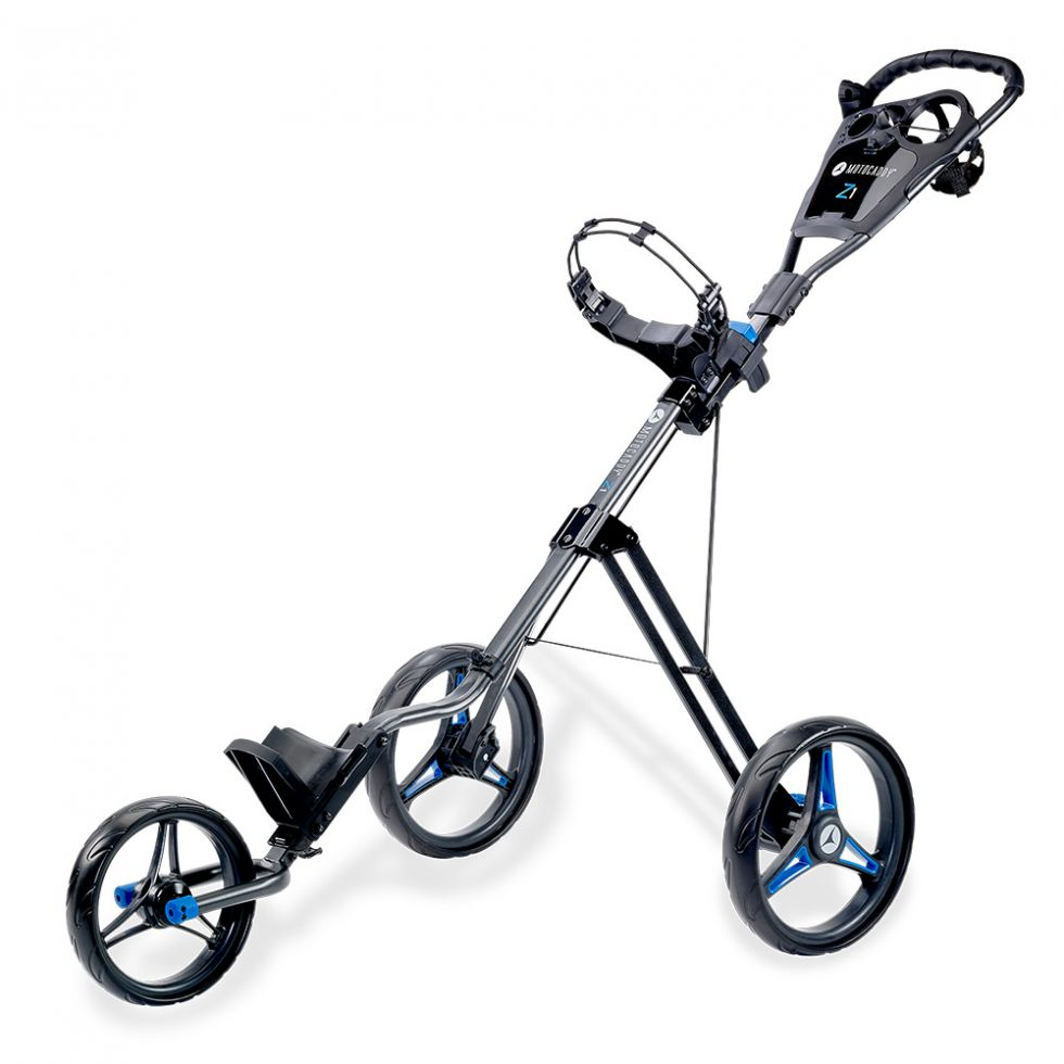 NEW Z1 Push Cart