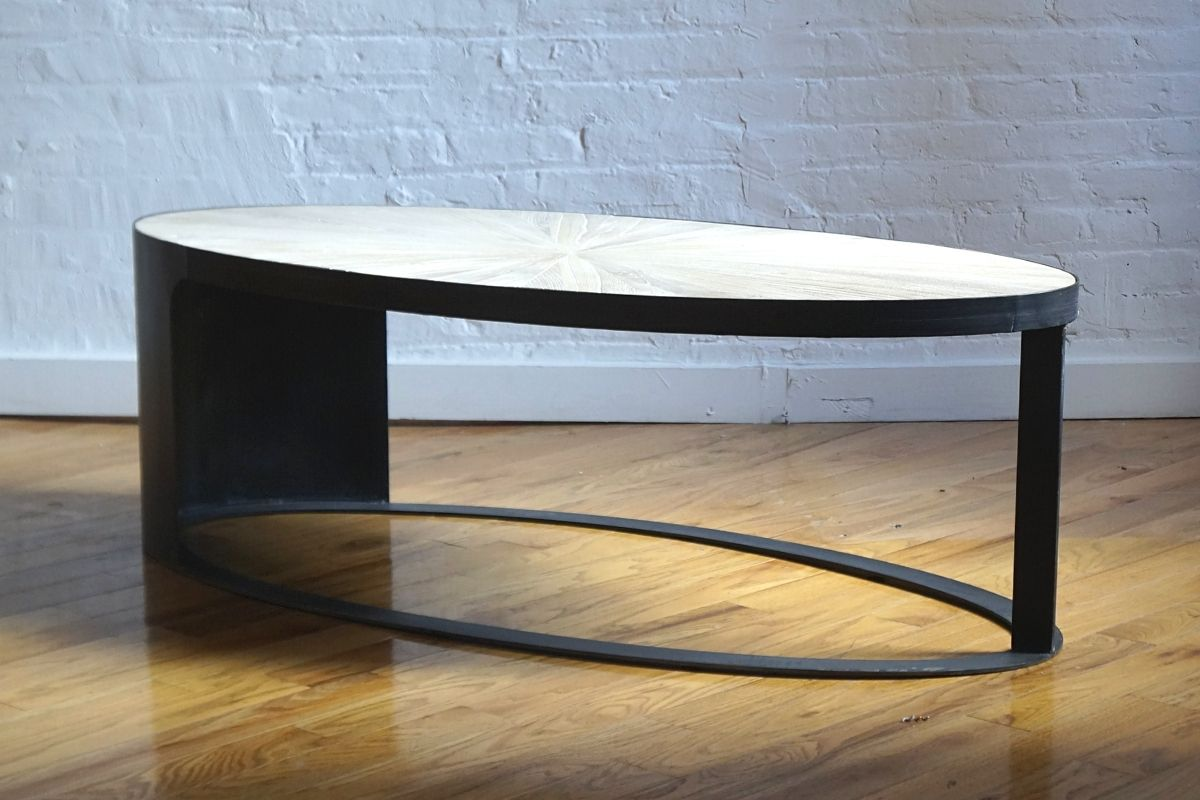 Ellipse Coffee Table (delivery in 2-3 months)