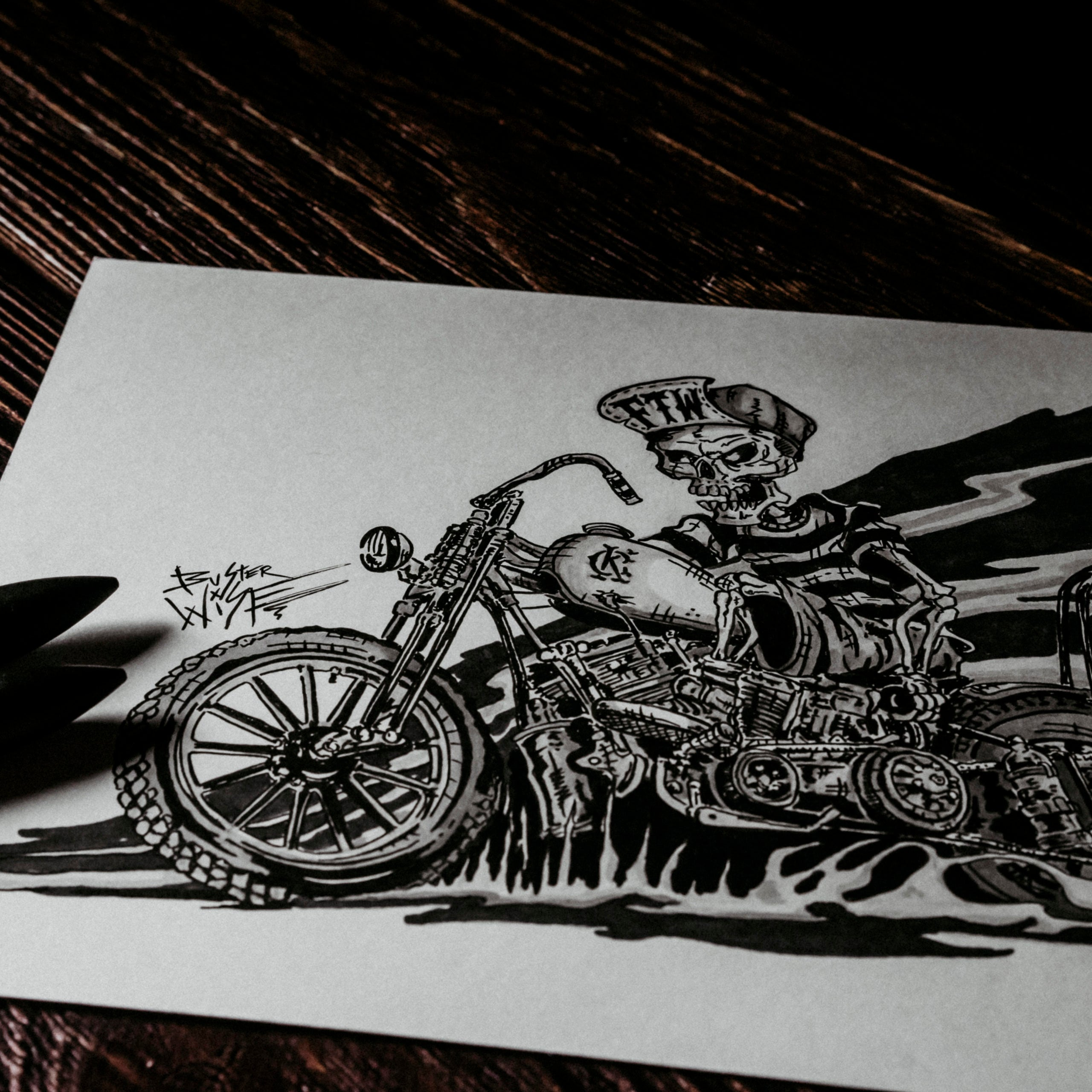 Chopper King Rider