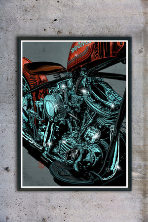 Open image in slideshow, Panhead