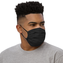 Load image into Gallery viewer, TPDb Dark Premium Face Mask (Classic Logo)