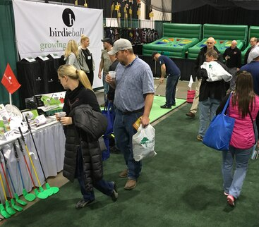 Michigan Golf Show Sets the High Water Mark For Consumer Golf Shows