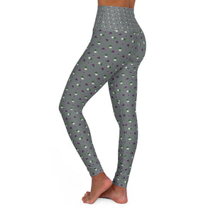 High Waisted Yoga Leggings