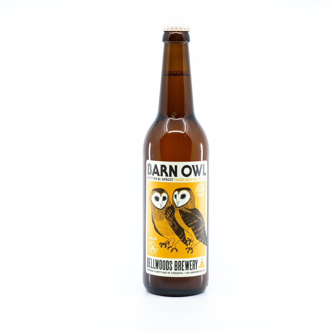 Bellwoods - Barn Owl (No. 10)