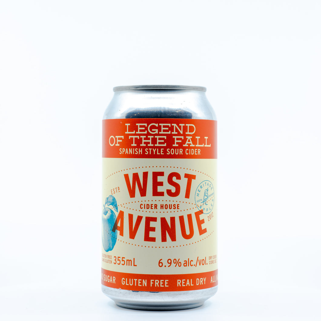 West Avenue - Legend of the Fall