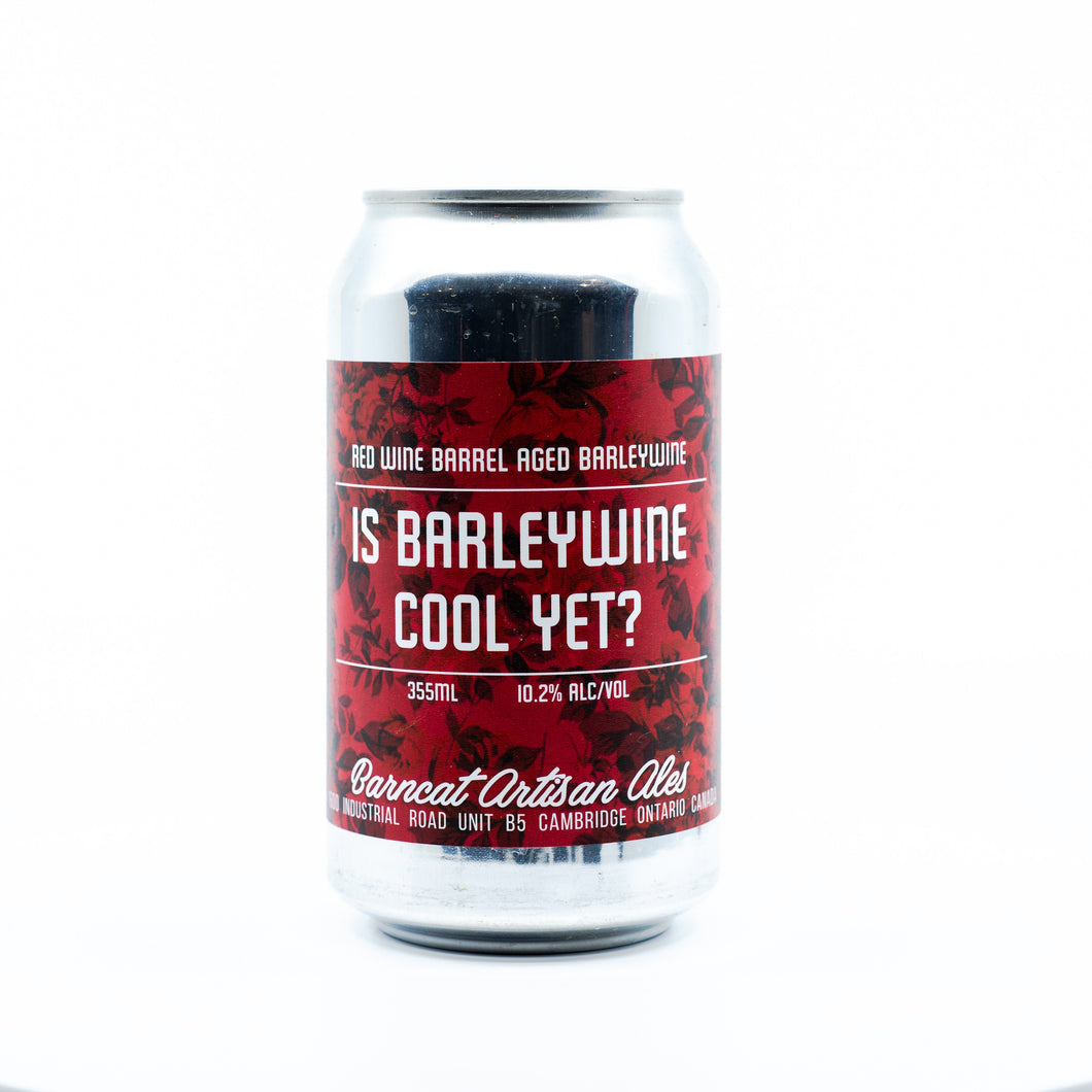 Barncat - Is Barleywine Cool Yet?