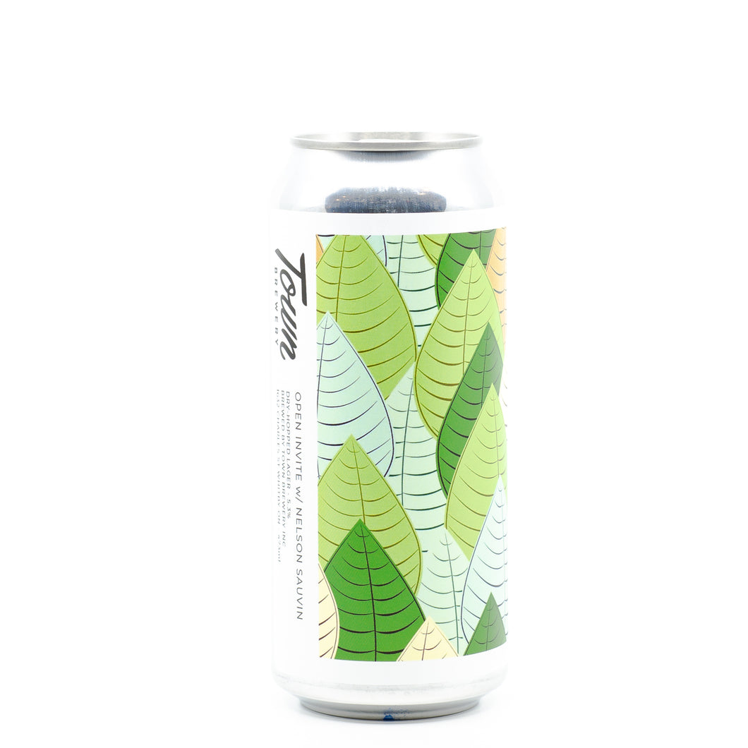 Town - Open Invite Dry Hopped Lager