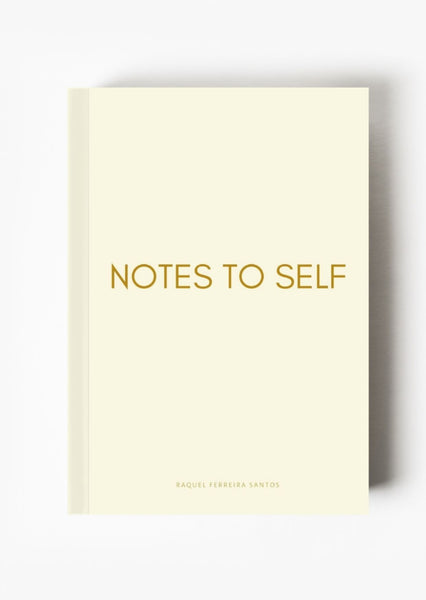 Notes to self - notebook